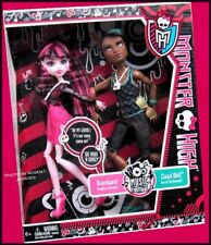 Monster High 2 Pack Dolls CLAWD WOLF & DRACULAURA Music Festival Exclusive Kmart