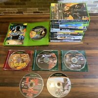 XBOX  Lot of 18 Various Games