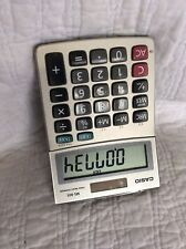 Casio N78 Calculator Working Condition