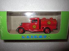 Eligor - Ford V8 1934 - citerne pompier San Francisco