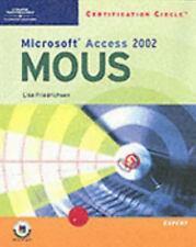 Certification Circle: Microsoft Office Specialist Access 2002-Expert (Certificat