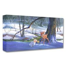 First Hint of Spring- Michael Humphries -Treasure On Canvas Disney Fine Art