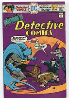 Detective Comics #454 Fine Hawkman The Winged Wonder DC Comics CBX5A