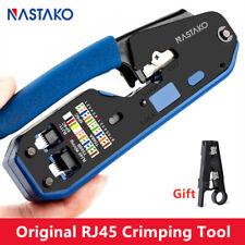 RJ45 Crimper RJ45 Crimping Tool kit cat6 cat5e cat5 RJ12 RJ11 Network tools set