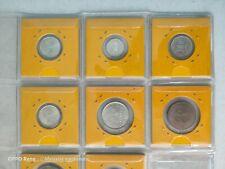 Straits Malaya & Malaya British Borneo coin set