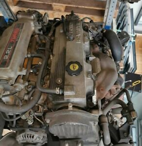 Ford Probe 1 I Gt Motor 2.2 Gt Turbo 108kW 147PS 2,2l 12V
