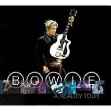 "DAVID BOWIE ""A REALITY TOUR"" 2 CD NEW"
