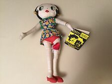 """Betty Boop Doll Regular Collection the """"Peace Lovin"""" 11"""" with Tag"""