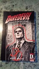 daredevil the man without fear bendis maleev vol.5 marvel 2003 testo in inglese