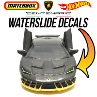 Clear Waterslide Decal 1:50 Scale L.E.D Rear Lights Brand New Code 3 *