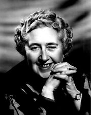 Agatha Christie UNSIGNED photo - P1525 - Crime novelist & short story writer