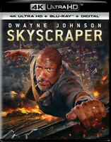 Skyscraper [New 4K UHD Blu-ray] With Blu-Ray, 4K Mastering, Digital Co