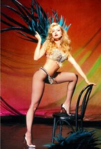 Fridge Magnet (2 x 3) Traci Lords Sexy Showgirl Photo Art