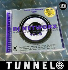 2CD TUNNEL DJ NETWORX VOL. 11