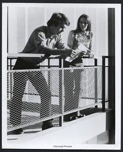 GREGORY HARRISON KAREN McLAIN in Story Of A Teenager '76 BALCONY
