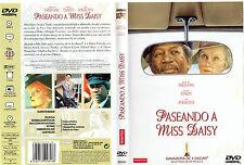 DRIVING MISS DAISY 1989 Film spanish DVD Z2 Morgan Freeman Jessica Tandy