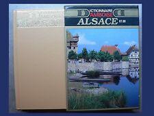 Dictionnaire d'Amboise ALSACE Haut-Rhin Bas-Rhin 1996 Valéry d'Amboise