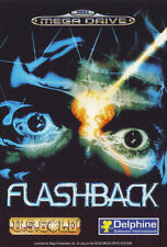 ## SEGA Mega Drive - Flashback: The Quest for Identity / MD Spiel ##