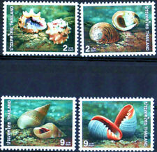 Thailand 1997  @ Shells @ Stamp set MNH
