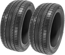 2253518 Budget 225 35 18 Tyres x2 225/35ZR18 87W XL High Performance Car Top Two