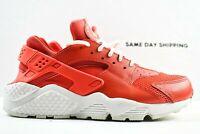 Nike Air Huarache Run SE (Womens Size 8) Shoes 859429 800 Rush Coral Multicolor