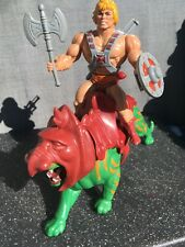 Vintage He Man MOTU Masters Of The Universe