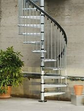 Spiral Staircase stairs ....Can Deliver Suits OUTDOOR or INDOOR powder coated !