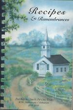 * ORE CITY TX 1999 FIRST BAPTIST CHURCH COOK BOOK * 80th ANNIVERSARY CELEBRATION