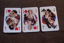 PLAYING CARDS nude pin-up Le Florentin Philibert reprint France spielkarten