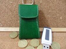 Porta Telecomando  Porta Chiave Porta chiavetta USB i Cuoio con Incisione Gratis