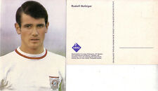 CALCIO Aral/Bergmann immagine WM Inghilterra 1966 Rudolf Nafziger † il Bayern Monaco