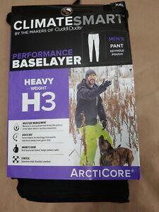 Climatesmart Heavy Weight H3 ArctiCore Base Layer Bottoms Pants Mens XXL 44-46