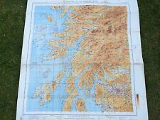 RAF MAP Glasgow and the Middle West (more in our eBay shop)