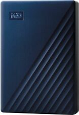 WD - My Passport for Mac 4TB External USB 3.0 Portable Hard Drive with Hardwa...