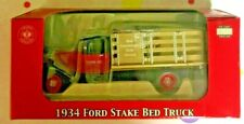 Snap-On 1934 Ford Stake Bed Truck With Hand Cleaners 1:43 Scale Die Cast Replica