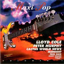 Maxi Pop 1 Contrasena Records CON-009-CD New Sealed
