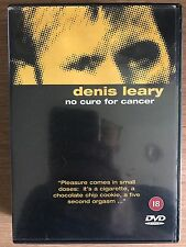 DENIS LEARY - NO CURE FOR CANCER ~ 1991 Hilarious Stand Up Comedy Show   UK DVD