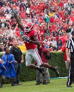 CHRIS CONLEY 8X10 PHOTO GEORGIA BULLDOGS NCAA FOOTBALL