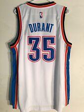 Adidas Swingman 2015-16 NBA Jersey Oklahoma City Thunder Kevin Durant White sz S