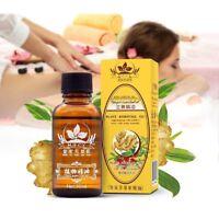Ginger Essential Oil 100% Pure Natural PREMIUM Uncut Therapeutic Grade Oils
