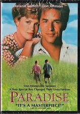 Paradise (DVD, 2004) Elijah Wood, Don Johnson, Melanie Griffith  PG-13