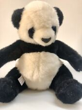 Vintage 1985 Applause Avarti Baby Animals Panda Bear Cub Plush Stuffed 13�