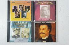 Helge Rosvaenge im Land der Operette Historische Strauss Interpretationen(CD108)
