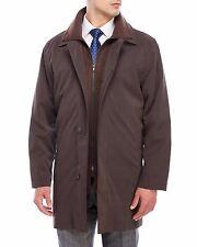 $875 RALPH LAUREN MENS GRAY WOOL FIELD Overcoat RAIN COAT Peacoat JACKET 38R