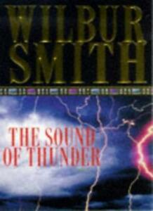 The Sound of Thunder-Wilbur Smith