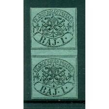 Etats Pontificaux 1852/64 - Y & T. n. 2 - Armoiries 1 baj. (i)
