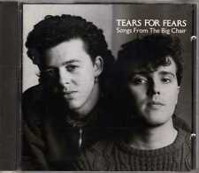 Tears For Fears - Songs From The Big Chair - CDA - 1985 - Pop Rock Synth Pop