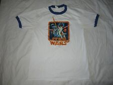 Amazing VINTAGE Star Wars T-shirt mens SIZE Medium Lucas Film LTD