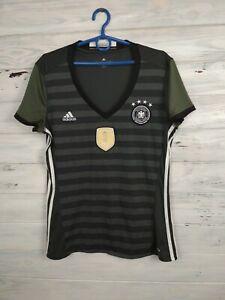 Germany Jersey 2016/17 Away LARGE Shirt Trikot Football Soccer Adidas AA0113