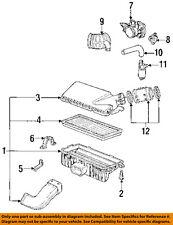 PORSCHE OEM 92-95 968 Engine-Air Cleaner Filter Element 94411016610